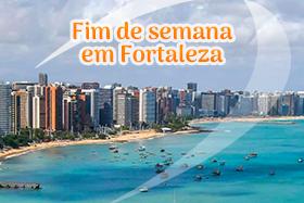 Fim de semana em Fortaleza