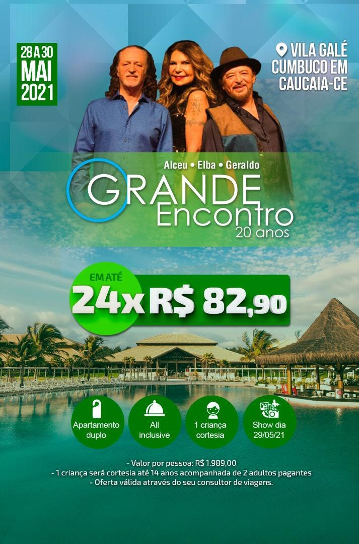 GRANDE ENCONTRO - 20 ANOS